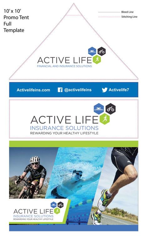 Active Life Tent