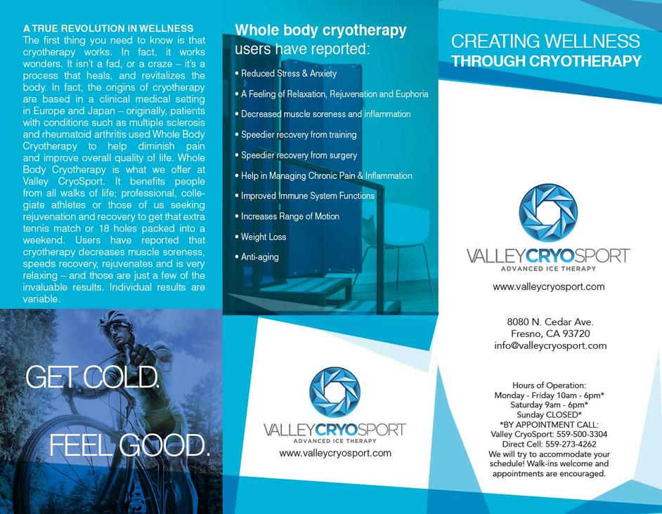 VC Brochure Front