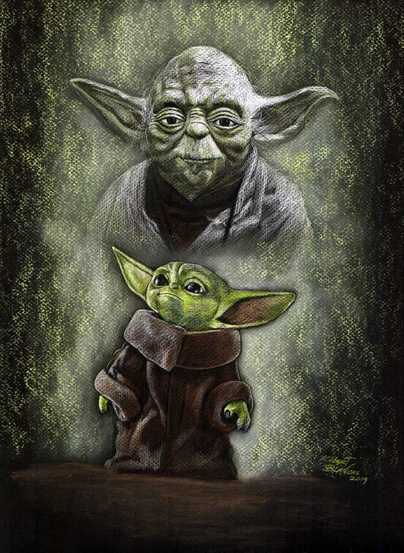 The Child - Yoda