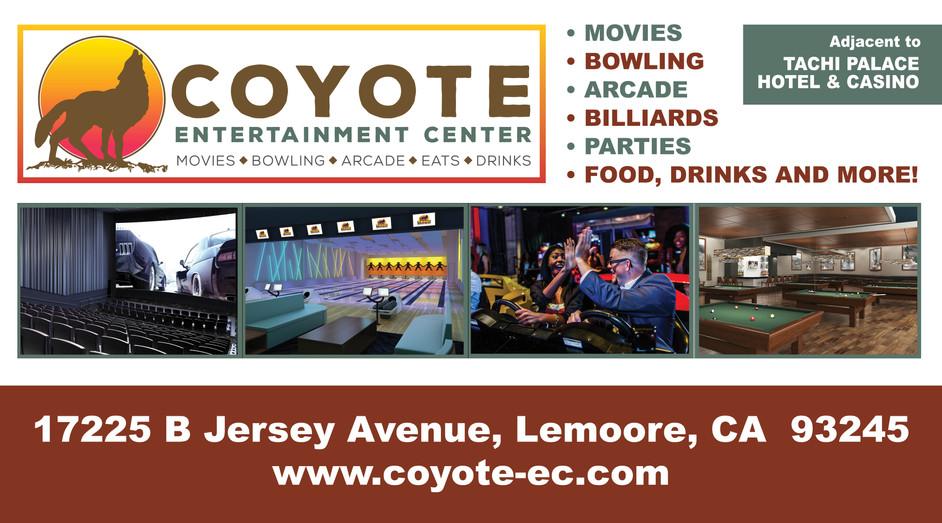 Coyote Billboard