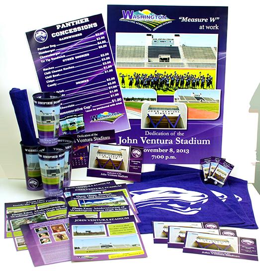Washington Union Branding Products