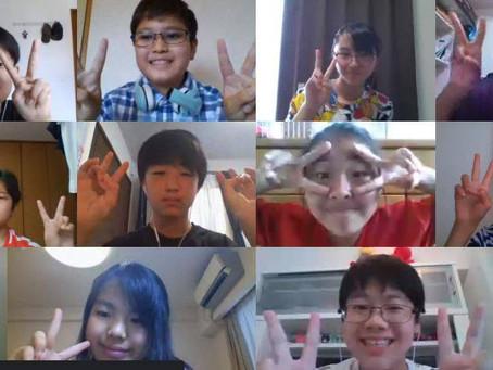 関東学院六浦中学1年生対象のJSBN出張授業をオンラインで開催!