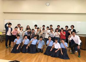 JSBN×千葉県立東葛飾高等学校・中学校 キャリア出張授業プレイベント実施