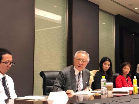 JSBN Round Table Conference#5 田村哲夫様〜これからの日本の学校教育について〜開催報告