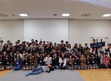 麻布高等学校×品川女子学院高等部×JSBN キャリア出張授業イベント実施
