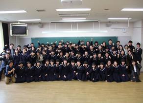 キャリア教育出張授業@和洋国府台女子中学校 開催!