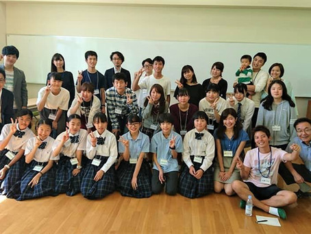 JSBN×千葉県立東葛飾高等学校・中学校 キャリア出張授業メインイベント実施