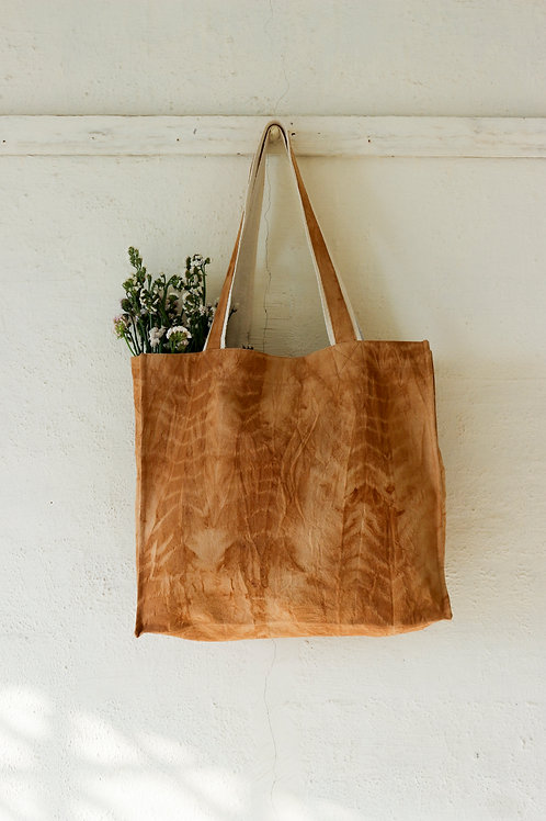 """Cutch Shibori Large Tote Bag """