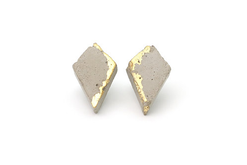 Concrete Studs Kite with Gold