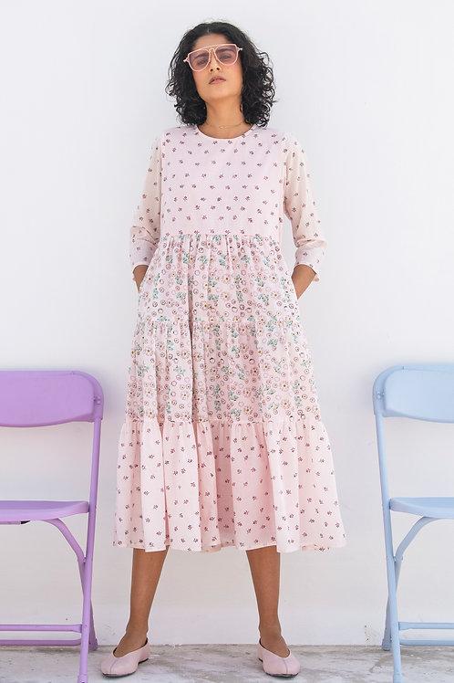 LUPIN TIER DRESS