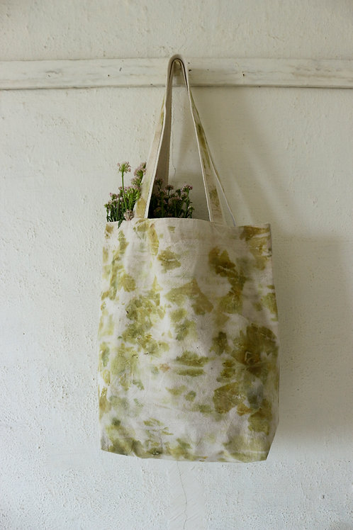 """Onion Skin Tote Bag """