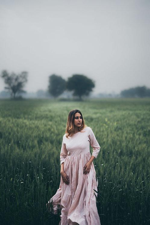 Blush Anarkali