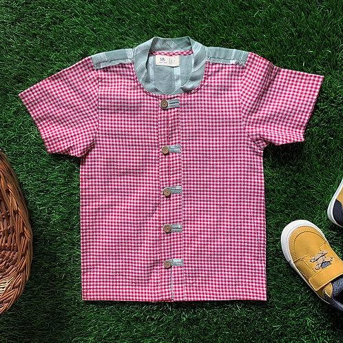 Hoopla Checkered Shirt