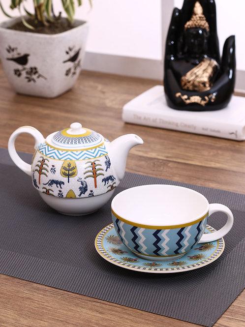 Mystical Garden Tea for One