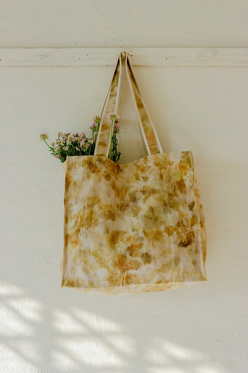 """Onion Skin Large Tote Bag """