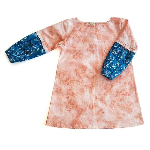 Scribble Dye Dress
