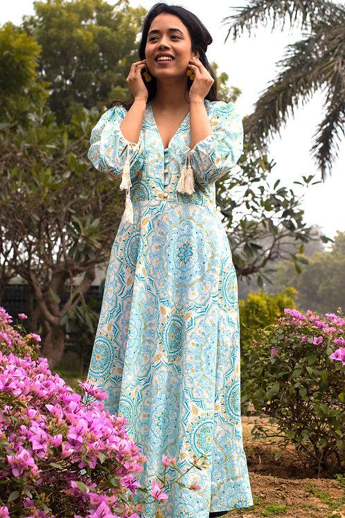 Cochin Harbour Dress