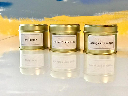 Trio #1 - Scented Candles Set
