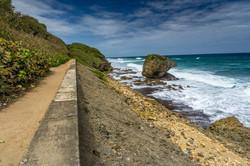 _ Tunel guajataca Walk to the  Beach Que
