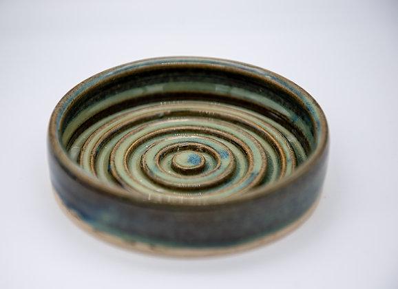 Spiral Soap Dish