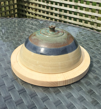 Cheese Board Bell (Wooden cheese board included)