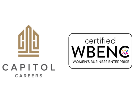 Capitol Careers LLC Certified By the Women's Business Enterprise National Council