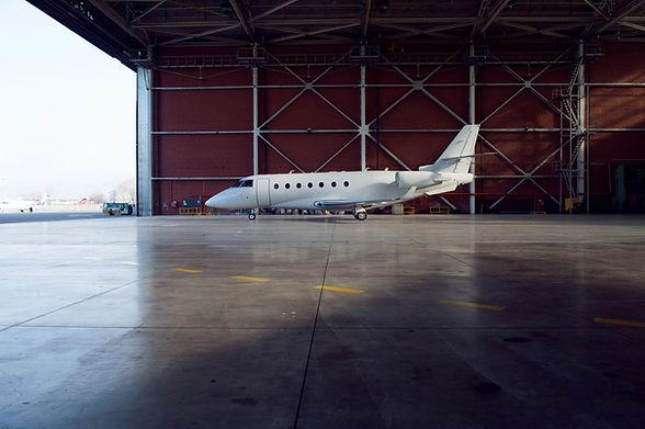 Avião privado