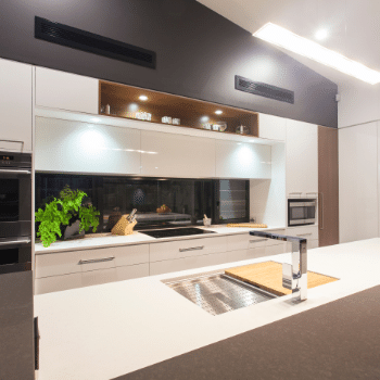 Kitchen Functional Display Lighting