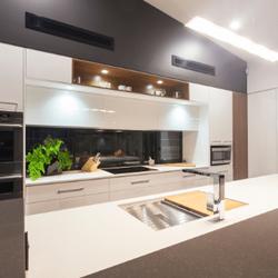 Kitchen Functional Display Lighting