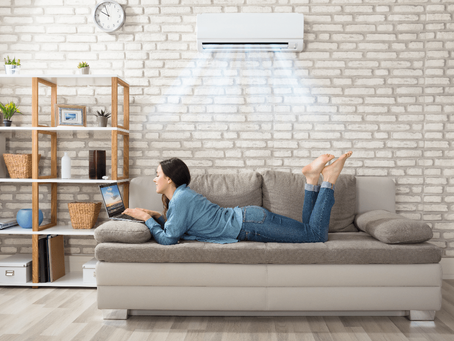 Top 5 reasons to install split system air conditioning in your home