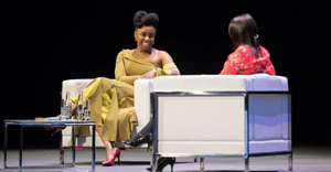 Chimimanda Ngozi Adiche at the International Literature Festival Dublin, May 2018