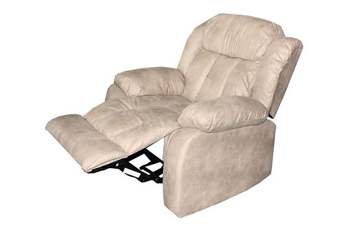 Helderberg manual fabric recliner