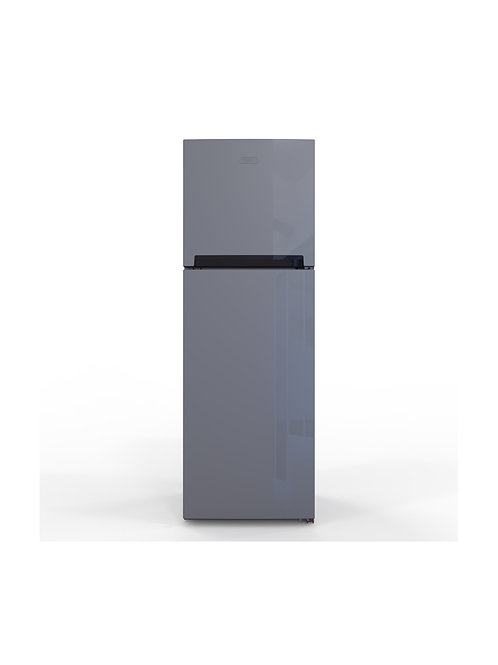 Defy fridge freezer 157lt metallic DAD239