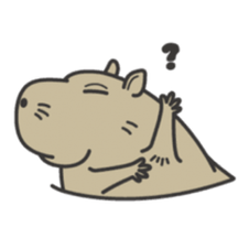 面癱水豚系列