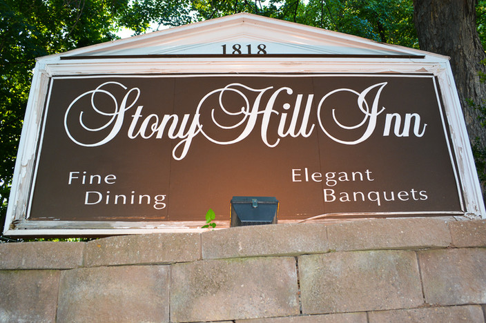 Welcome to the Stony Hill Inn