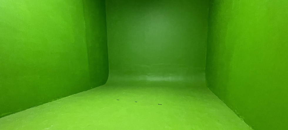 Green Room 3rd