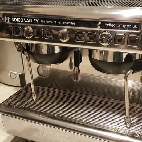 'Fancy a coffee?'