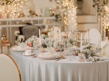 Wedding planning - Styling decisions