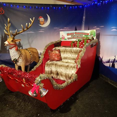 'Santa's sleigh'