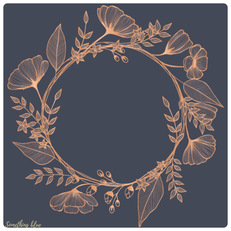'Copper wreath'