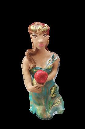 Elfe des Bois (grande sœur) hauteur: 17 cm