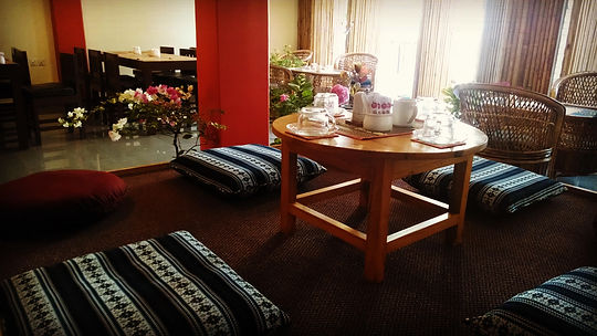 Hotel Love and Light's Cafe, Pokhara