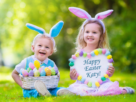 Katy Easter Egg Hunts and Family Fun Events