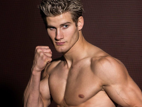 Sage Northcutt: Katy UFC Superstar is Making a Name for Himself