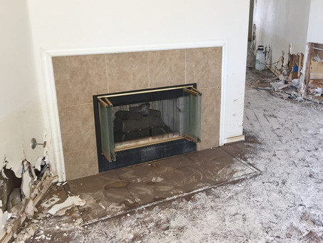 Experts Warn Harvey Flooded Fireplaces Could Pose Fire/Carbon Monoxide Risks