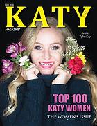 Katy Magazine May 2018 Womens Issue Cove