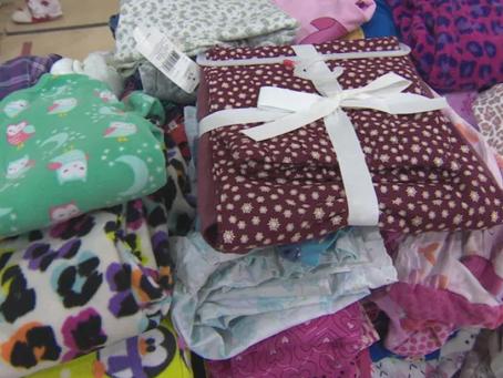 Katy Deputies Seeking Pajama Donations for Domestic Violence Victims