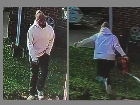 Katy Resident Chases Bearded Burglar out of Garage in Oak Park Trails