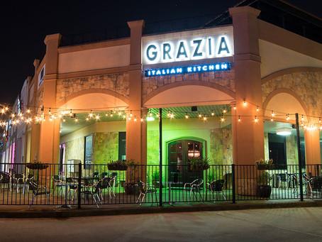 Grazia Italian Kitchen Opening in Katy