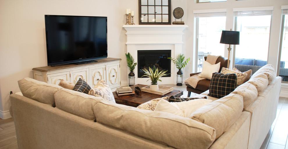 Katy Living room Interior Design
